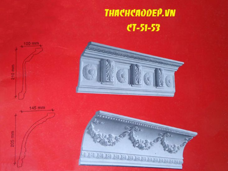 THẠCH CAO CT51-53